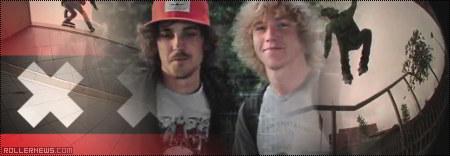 Blake Bird & Sam Croft in Amsterdam