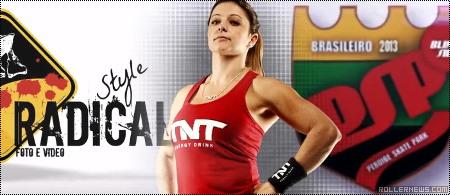 Fabiola Da Silva (34): PSP Series 2013 (1st place)
