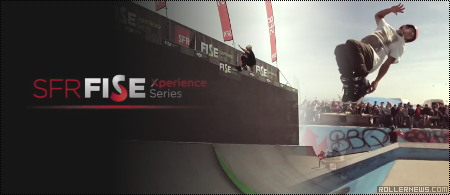 SFR Fise Xperience 2013: Nantes