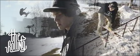 Nils Jansons: Therolling Skiboard edit