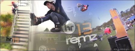 Remz HR 1.3 Team Edit by Fred Castro