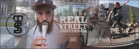 Real Street Amsterdam 2013: Thisissoul Edit