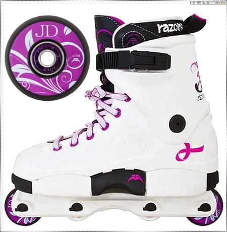 Razors Jenna Downing Pro Skate