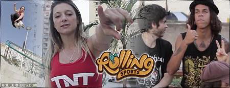 Fabiola da Silva (34, Brazil): Rolling Sports