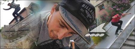 Dick Heerkens (Holland): 2013 Rollerblade Profile