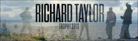Richard Taylor Trophy 2013