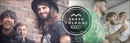 Shred Cologne 2013