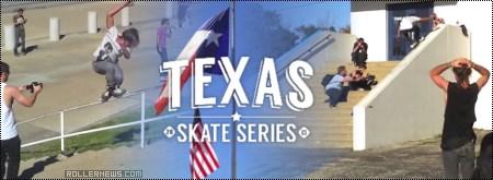 Texas Skate Series 2013, Dallas: Edit by Brian Barnard