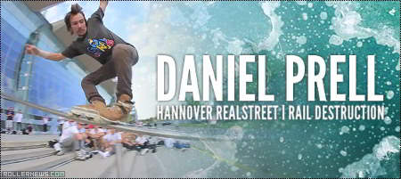 Daniel Prell: Hannover Realstreet 2013 (Germany)