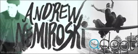 Andrew Nemiroski rides Adapt