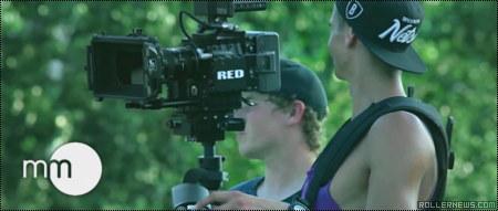 Making of Warsaw Halla, a short rollerblading film