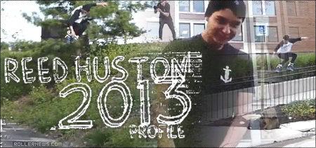 Reed Huston: 2013 Profile by Ryan Benner
