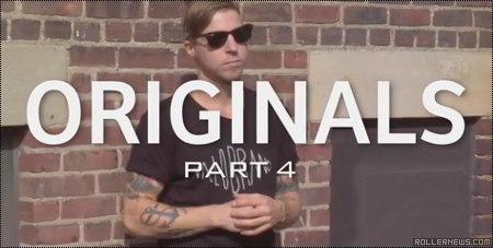 Originals, Part IV: Alex Broskow