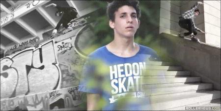 Rodrigo Teixeira (Razors Portugal, 15)