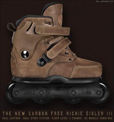 USD Carbon Free Richie Eisler III