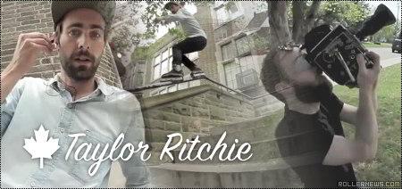 Taylor Ritchie: I Hope You Like Makios (Summer 2013)