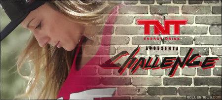 TNT Challenges with Fabiola da Silva