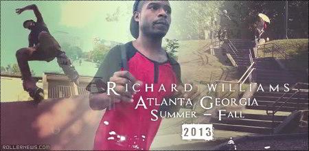 Richard Williams: Summer + Fall 2013 Edit