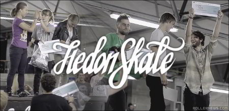 Hedonskate at Shred Cologne 2013