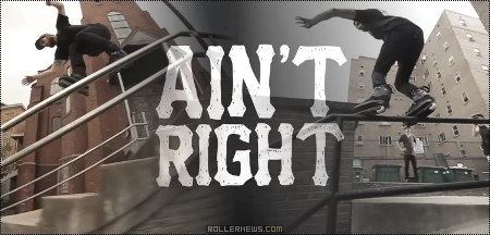 Ain't Right by Stefan Brandow: Trailer