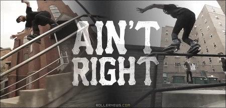 Ain't Right by Stefan Brandow: Trailer