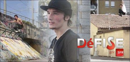 Maxim Iangaev: Defise 2013 Entry