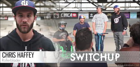 Chris Haffey (Nitro Circus): Switchup.nl Interview