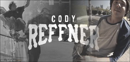 Cody Reffner: Ain't Right (2013)