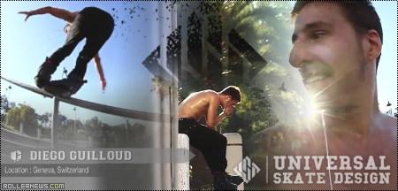 Diego Guilloud (Switzerland): Summer 2013, USD Edit