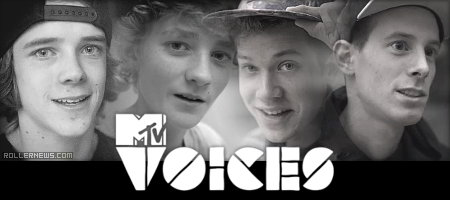MTV Voices (Amsterdam): Skate This City
