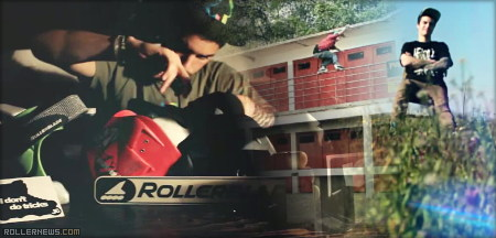 Renato Miskolci (Hungary): 2013 Rollerblade Edit