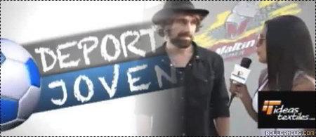 R.A.I.P. 2013 in Peru, Lima Deporte Joven, Panamericana TV Broadcast