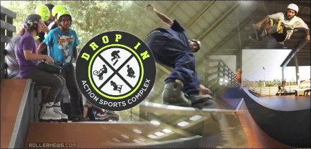 Drop in Action, Sports Complex (Florida)