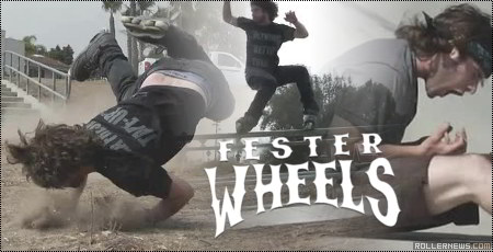 Casey McFarland: Fester Wheels AM, Rough Cut