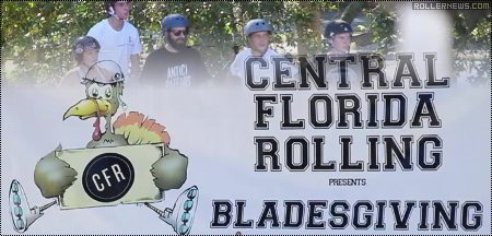 Bladesgiving 2013, Daytona Beach (Florida): Edit