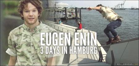 Eugen Enin: Hamburg City (Germany), 2013 Edit