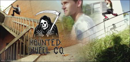 Garret Mitschelen: Haunted Wheel Co, 2013 Edit