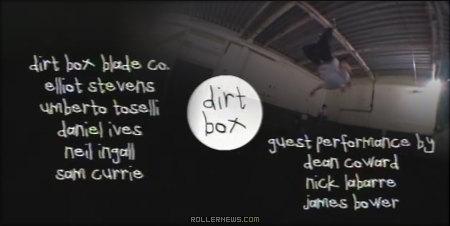 Dirt Box Wheel (57/89): Promo Edit by Sam Currie