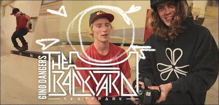 Gino Dangers - The Backyard Skatepark (2013, Germany) by Phil Aznar