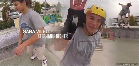 Sara Vilella & Stephanie Richer: Villanova Session