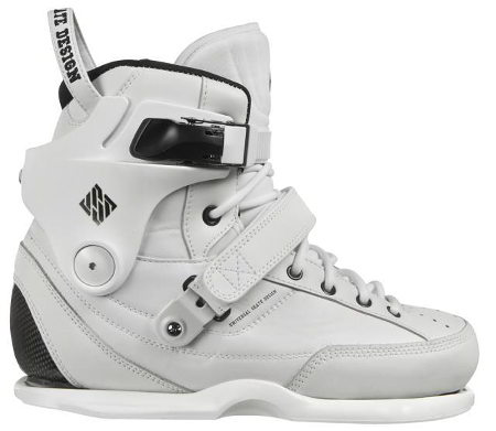 USD Carbon 3 White (Boot Only)