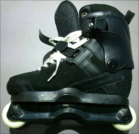 Prototype Skates spotted in China