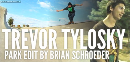 Trevor Tylosky: 2013 Park Edit by Brian Schroeder