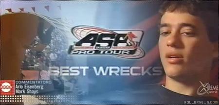 ASA Best Wrecks (2004)