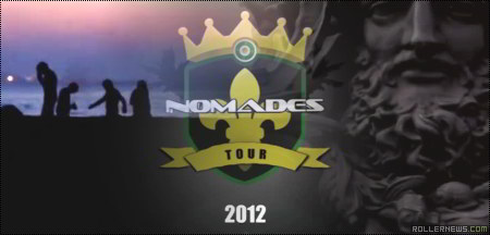 Nomades Tour 2012 by Mathieu Heinemann: Full Video