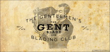 The Gentlemen's Blading Club
