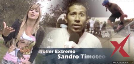 Sandro Timoteo (30, Peru): Tiempo Xtremo