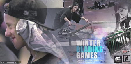 Russia: Winter Blading Games 2013