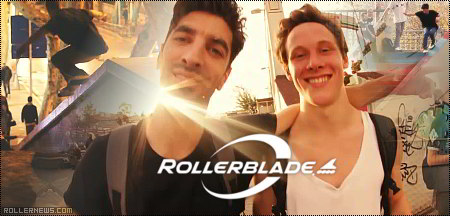 Rollerblade: Three days in Istanbul (2013)
