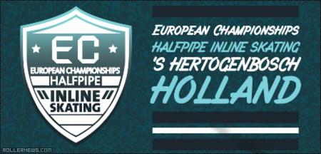 European Championships Halfpipe 2013